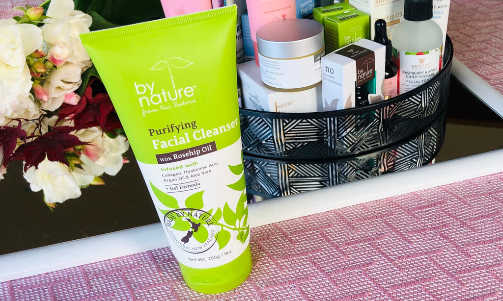 By Nature Purifying Facial Cleanser