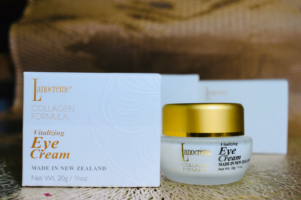 Lanocreme Vitalizing Eye Cream