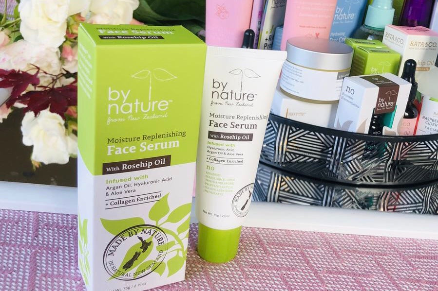 By Nature Skincare Face Serum