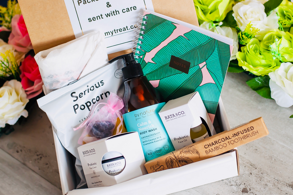 3 Month MyTreat Body Box Subscription