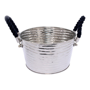Havana Blue Rope Wine Tub