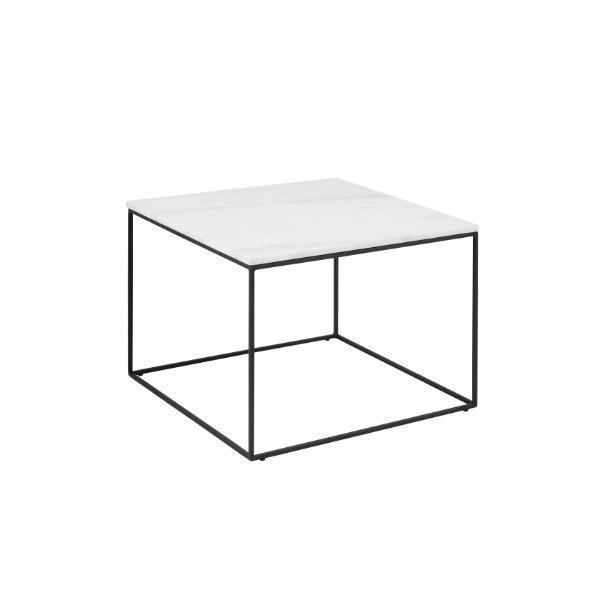 ARLO SQUARE MARBLE COFFEE TABLE