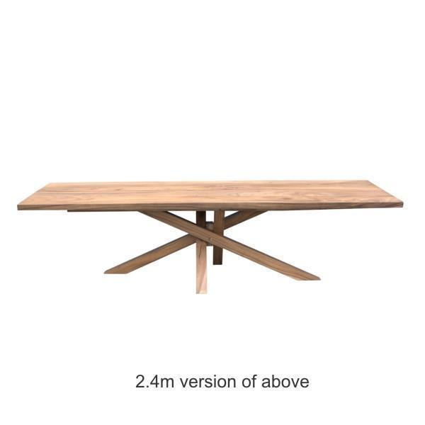 CHATHAM  DINING TABLE - 2.4 METRE