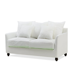 NOOSA 2 SEAT SOFA BASE & CUSHION INSERTS