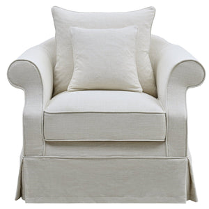 Avalon Naked Base Armchair