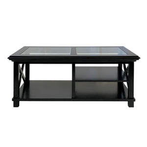 Sorrento Black Coffee Table