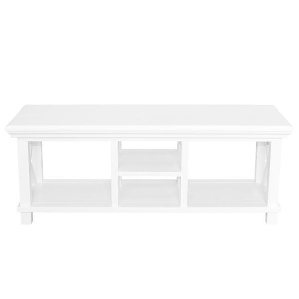 SORRENTO WHITE TV UNIT