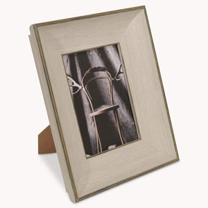 MARIA GREY TIMBER PHOTO FRAME - 4X6