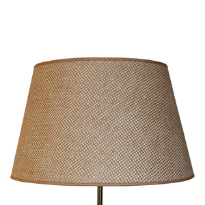 Drum 50Cm/19In Natural Jute Shade
