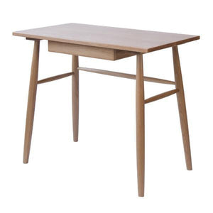 OSLO SINGLE DRAW OAK DESK