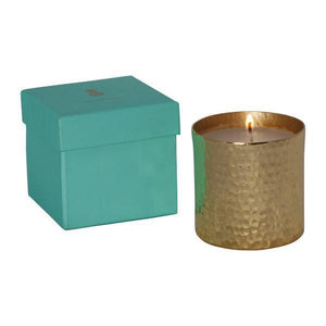 Ames Single Wick Candle - Linen
