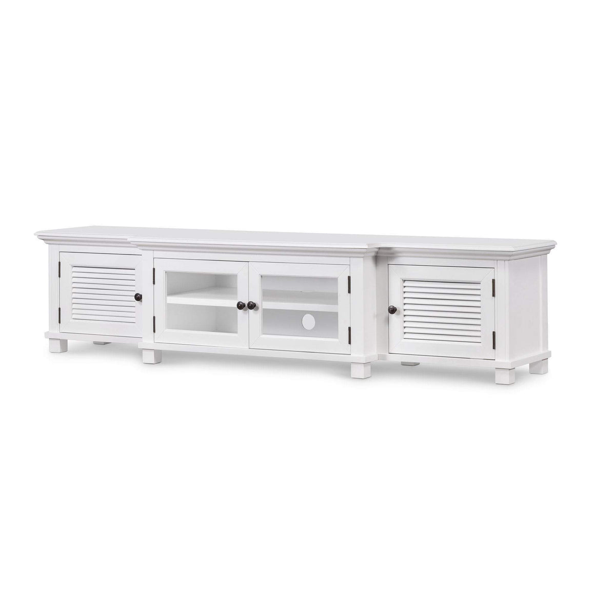West Beach Media Unit White