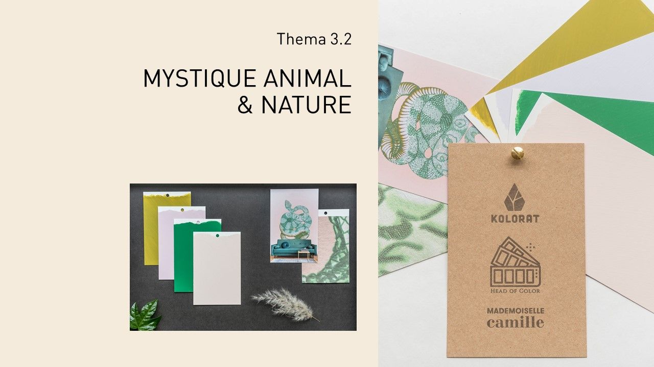 Mystique Animal and Nature 1.
