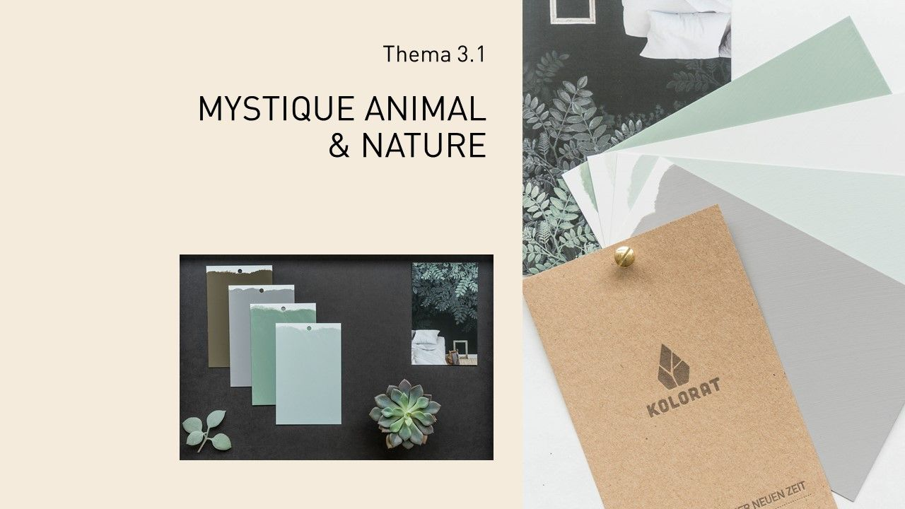 Mystique Animal and Nature 2.