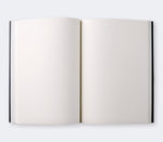 A5 Plain Paper Notebook - Set of 2