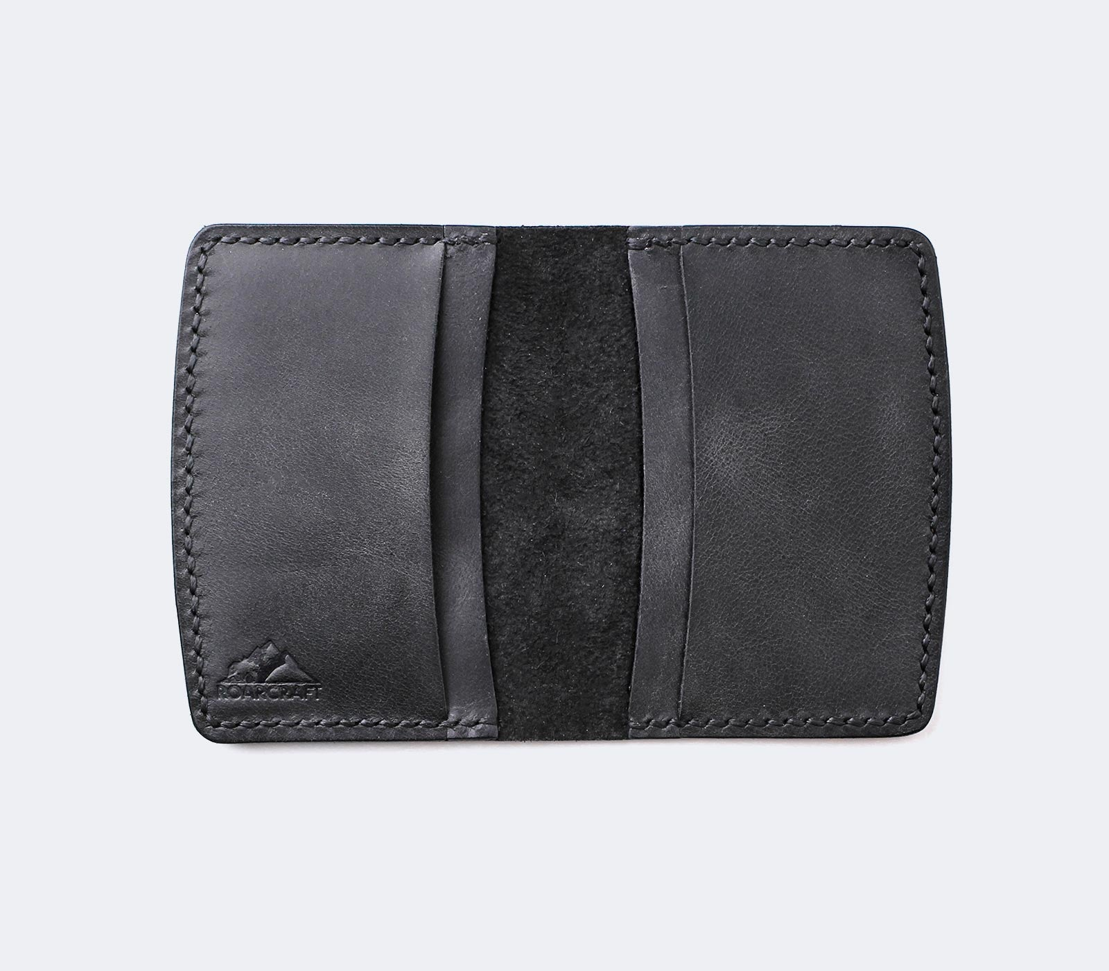 Leather Card Holder Wallet - Etenna