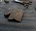 Slim Card Holder - Patara by Roarcraft