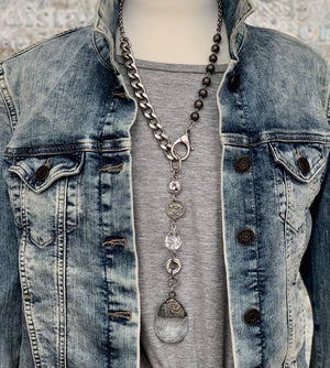 Industrial Chic Necklace