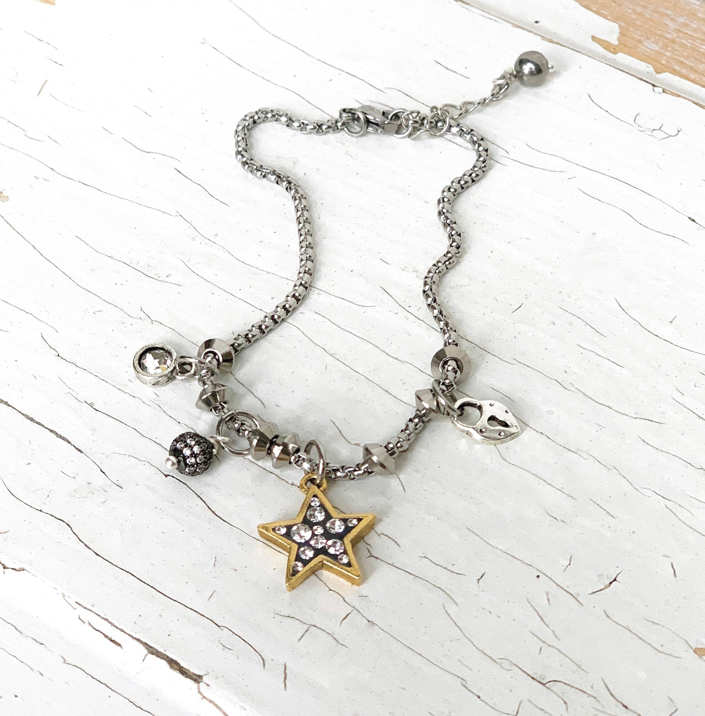 Baby You're a STAR! Anklet