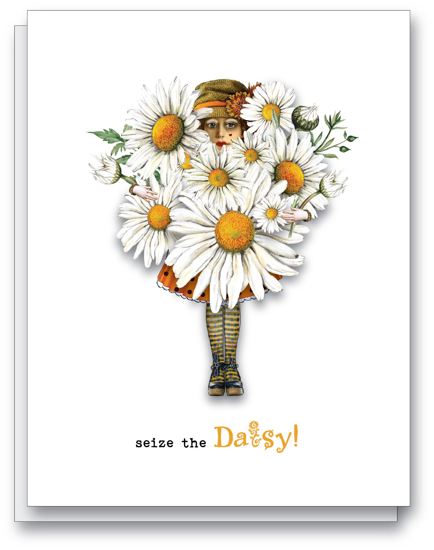 Seize the Daisy