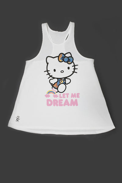 Sanrio x Megology Hello Kitty Tank: Let Me Dream