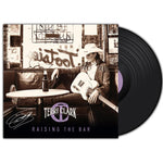 Limited Edition Signed 'Raising the Bar' Vinyl