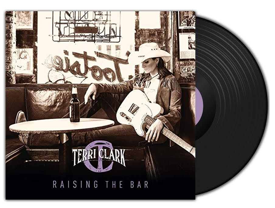 Limited Edition 'Raising the Bar' Vinyl (Not Signed)