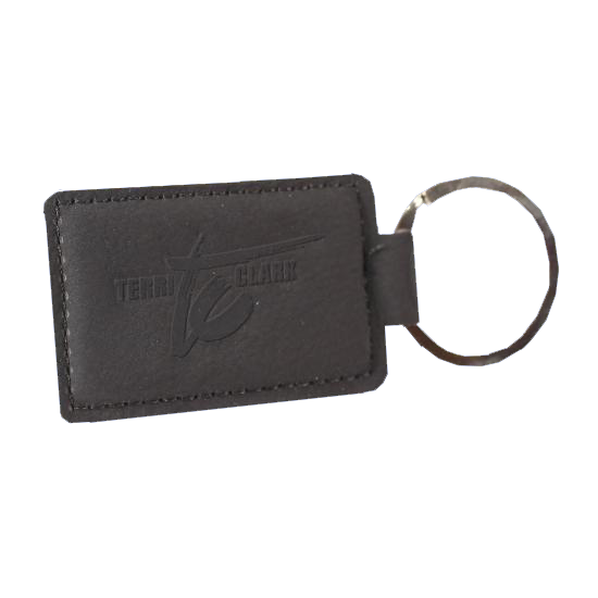 Embossed Key Tag