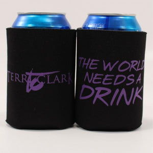 The World Needs A Drink Koozie