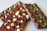 Vegan Superfood Bar - Hazelnuts, Cacao Nibs and Cranberries