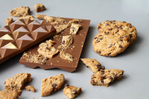 Cookie Crunch Milk Chocolate  Bar
