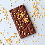 Milk Honeycomb Bar