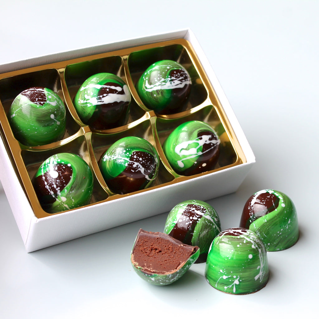 Mint Dream Bonbons - vegan