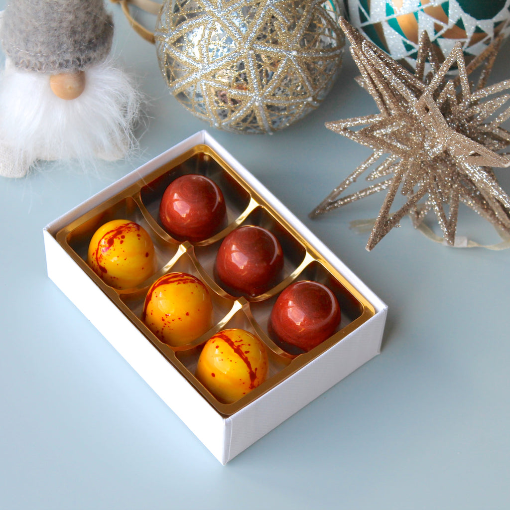 Swedish Julfika - Luxury Christmas Chocolates