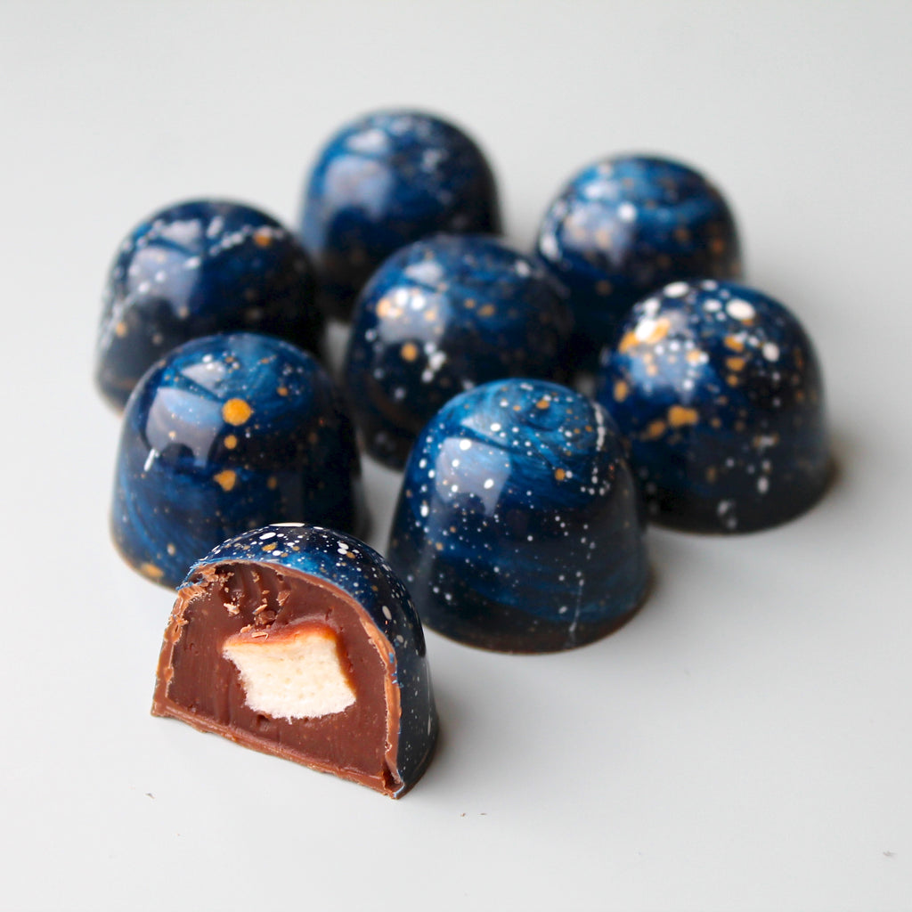 Campfire Hot Chocolate Bonbons