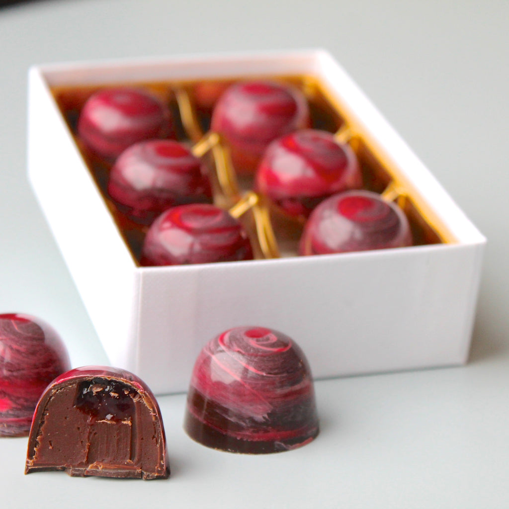Dark Raspberry Luxury Bonbons