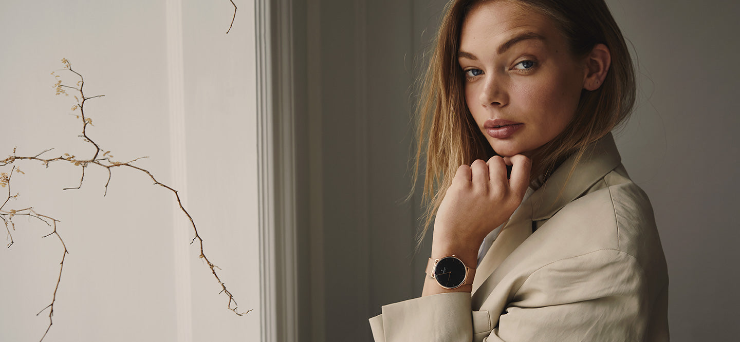 What's On In Copenhagen: November 2019, image of girl with nordgreen watch.