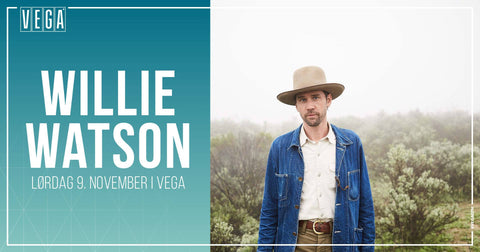 What's On In Copenhagen: November 2019, image of Willie Watson.