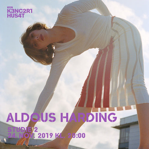 What's On In Copenhagen: November 2019, image of Aldous Harding.