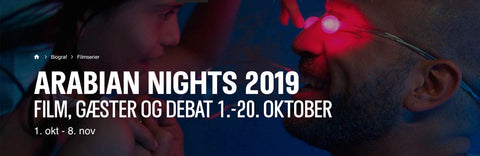 What's On In Copenhagen: October 2019, Image of Arabian Nights 2019.