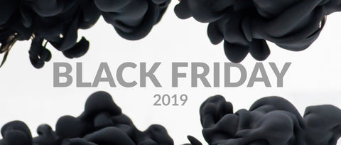 What's On In Copenhagen: November 2019, image of Black Friday banner.