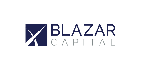Catching Up With Christian Arnstedt, image of blazar capital logo.