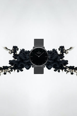 The Best Black Friday Watch Deals In 2019, image of Drop_3-2_Native_GM_Black_Mesh.