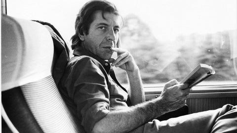 What's On In Copenhagen: October 2019, Image of Leonard Cohen.