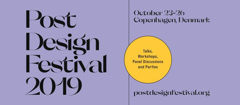 What's On In Copenhagen: October 2019, Image of Post Design Festival.