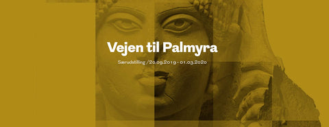 What's On In Copenhagen: October 2019, Image of Vejen til Palmyra.