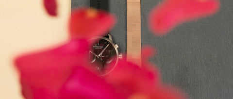 Tips on Things to do During the Valentine's Day Love Craze, image of Nordgreen Pioneer watch.