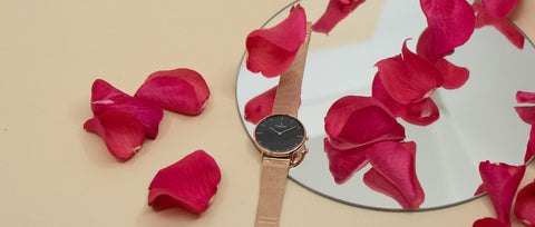 Tips on Things to do During the Valentine's Day Love Craze, image of Nordgreen watch.