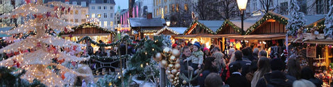 What's On In Copenhagen: November 2019, image of Christmas Market.