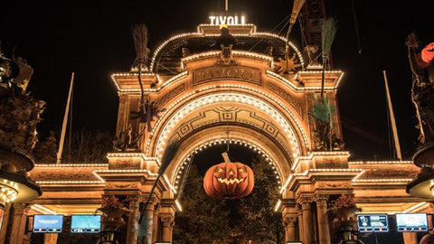 What's On In Copenhagen: November 2019, image of Tivoli Halloween.